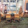 Комплект стол с грилем Quan, на 6 персон, коричневый - QN93063 фото_2