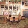 Комплект стол с грилем Quan, на 6 персон, коричневый - QN93063 фото_4