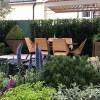 Комплект стол с грилем Quan, на 6 персон, черный - QN93070 фото_1