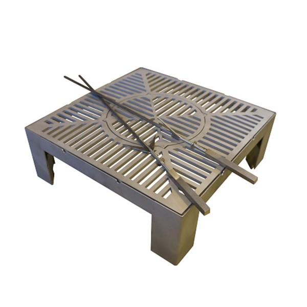 Купить 3-в-1 Quan решетка гриль + Вок Large - QN94008 в магазине Grill Point