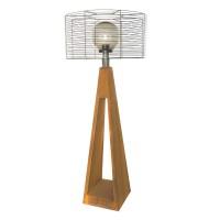 Светильник Quan, коричневый, 190 см