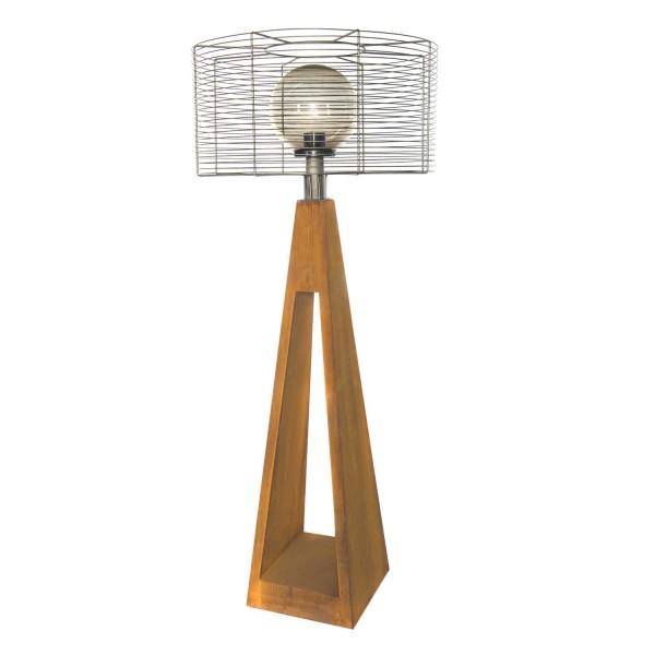 Купить Светильник Quan, коричневый, 190 см - QN94374 в магазине Grill Point