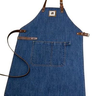 Фартук джинсовый Quan