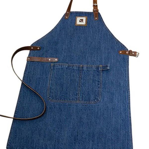 Купить Фартук джинсовый детский Quan - QN94589 в магазине Grill Point