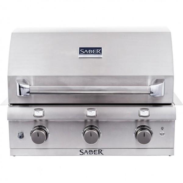Купить Встраиваемый инфракрасный газовый гриль SABER SS-500 Built-in - R50SB0412 в магазине Grill Point