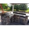 Встраиваемый инфракрасный газовый гриль SABER SS-500 Built-in - R50SB0412 фото_4