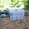 Встраиваемый инфракрасный газовый гриль SABER SS-500 Built-in - R50SB0412 фото_5