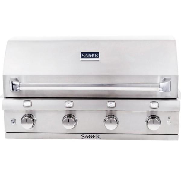 Купить Встраиваемый инфракрасный газовый гриль SABER SS-670 Built-in - R67SB0317 (R67SB0312) в магазине Grill Point