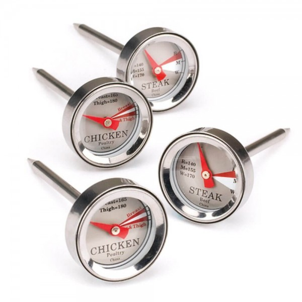 Купить Набор из 4 аналогових термометров для духовки Maverick - RT-04 в магазине Grill Point