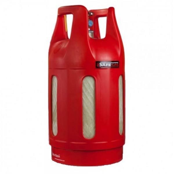 Купить Взрывобезопасный композитный газовый баллон SafeGas 24 л - SG24 в магазине Grill Point