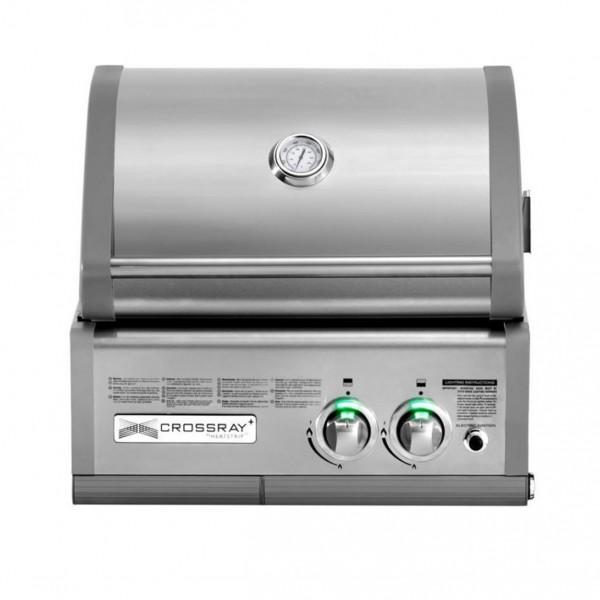 Купить Встраиваемый газовый инфракрасный гриль CROSSRAY® 2 by Heatstrip - TCS2EU30 в магазине Grill Point