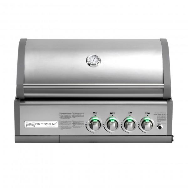 Купить Встраиваемый инфракрасный газовый гриль CROSSRAY® 4 by Heatstrip - TCS4EU30 в магазине Grill Point