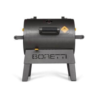 Компактный угольный гриль Boretti Terzo + чехол