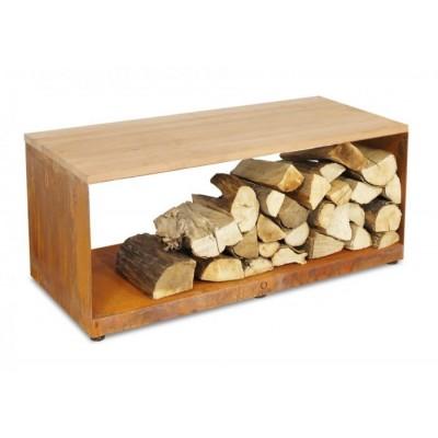 Тумба OFYR для хранения дров, средняя