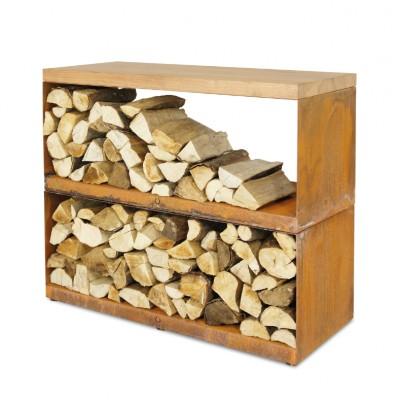 Тумба OFYR для хранения дров, большая