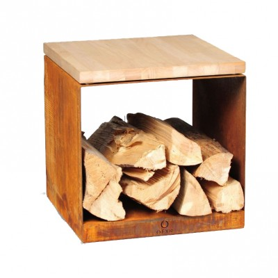 Тумба OFYR для хранения дров, мини