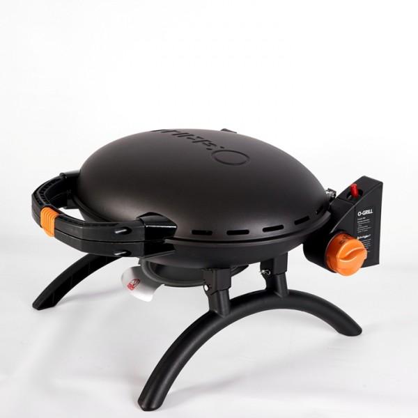 Купить Переносной газовый гриль O-GRILL 500, черный - o-grill_500_chernyiy в магазине Grill Point