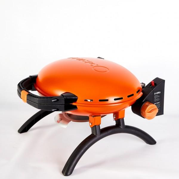 Купить Переносной газовый гриль O-GRILL 500, оранжевый - o-grill_500_oranzhevyiy в магазине Grill Point