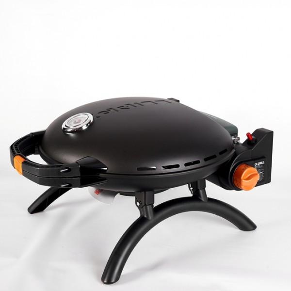 Купить Переносной газовый гриль O-GRILL 700T, черный - o-grill_700T_chernyiy в магазине Grill Point