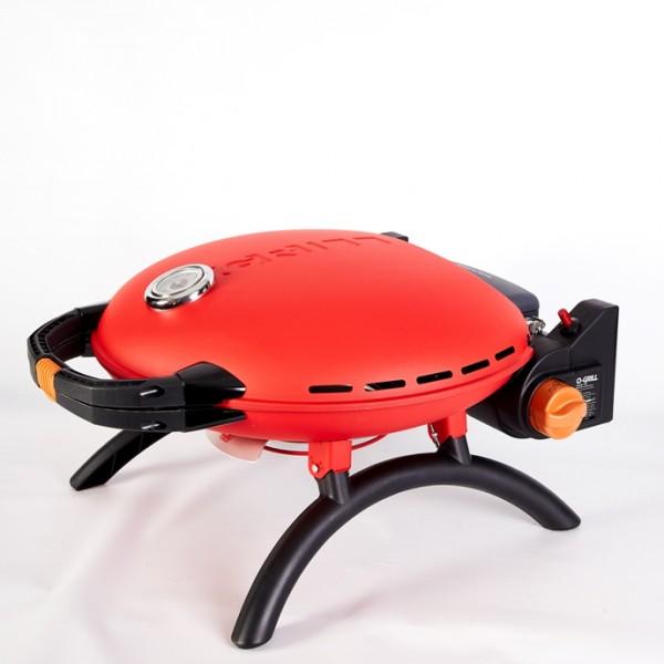 Купить Переносной газовый гриль O-GRILL 700T, красный - o-grill_700T_krasnyiy в магазине Grill Point