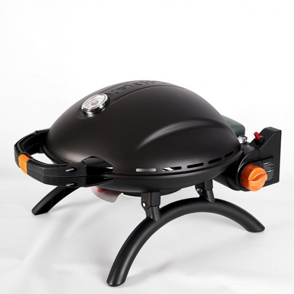 Купить Переносной газовый гриль O-GRILL 800T, черный - o-grill_800T_chernyiy в магазине Grill Point
