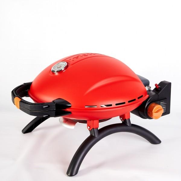 Купить Переносной газовый гриль O-GRILL 800T, красный - o-grill_800T_krasnyiy в магазине Grill Point
