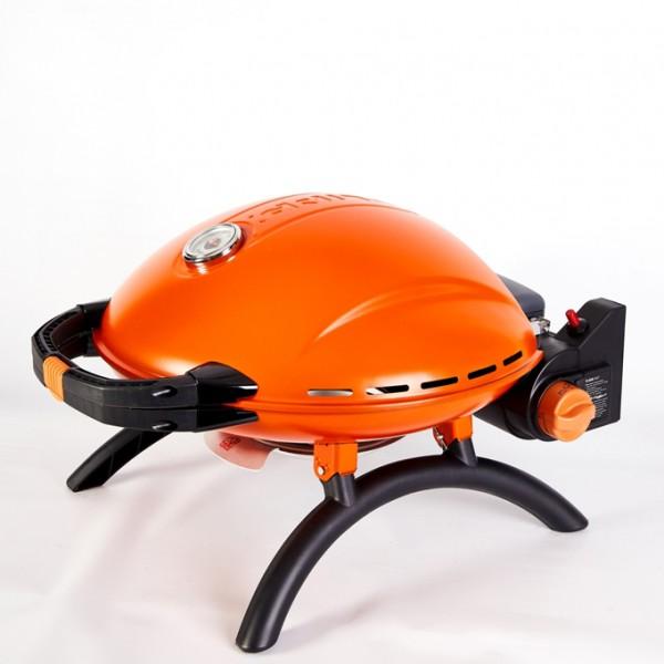 Купить Переносной газовый гриль O-GRILL 800T, оранжевый - o-grill_800T_oranzhevyiy в магазине Grill Point